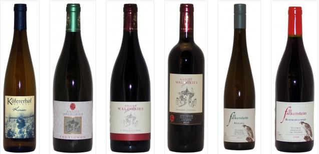 Degustationspaket Südtirol Alto Adige