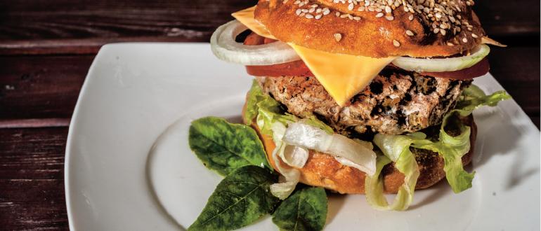 Hamburger selber machen