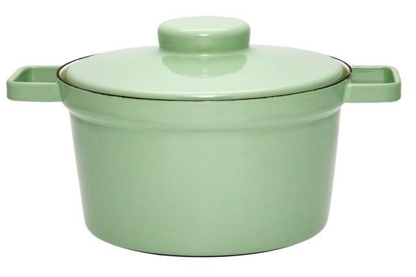 Aromapot aus Email von RIESS. Handmade in Austria. Online bestellen bei piattoforte.ch